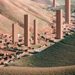 تبدیل معماری سنتی ایرانی به معماری مدرن-7