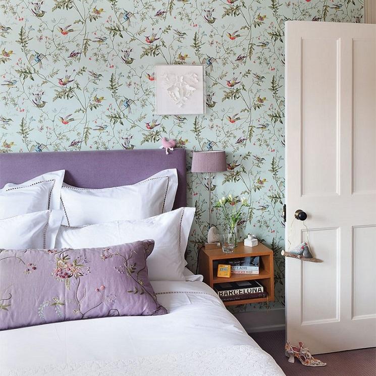 اتاق خواب ارغوانی بنفش-9