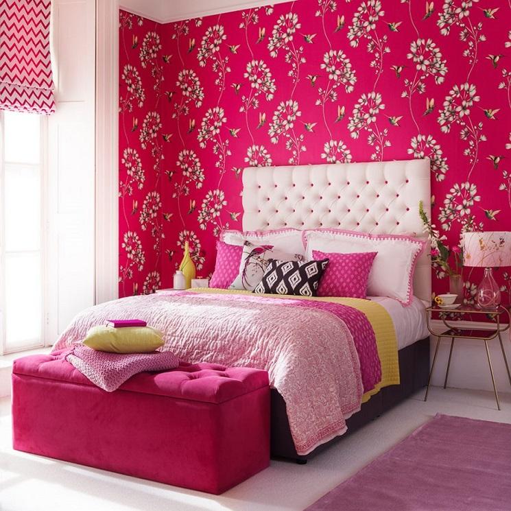 اتاق خواب صورتی-9