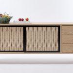 مبلمان با چوبهای سبک و رنگهای پر جنب و جوش-15