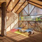 ساخت خانه چوبی-3