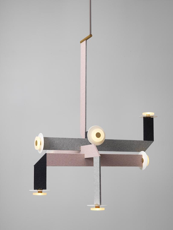 طراحی روشنایی LED