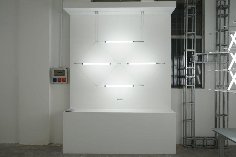 سیستم روشنایی مازا ماریو تای