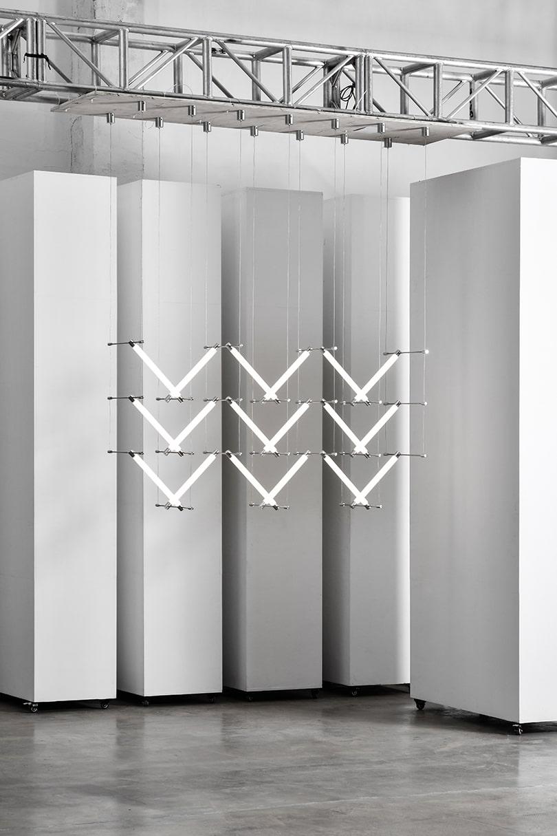 سیستم روشنایی مازا ماریو تای-11