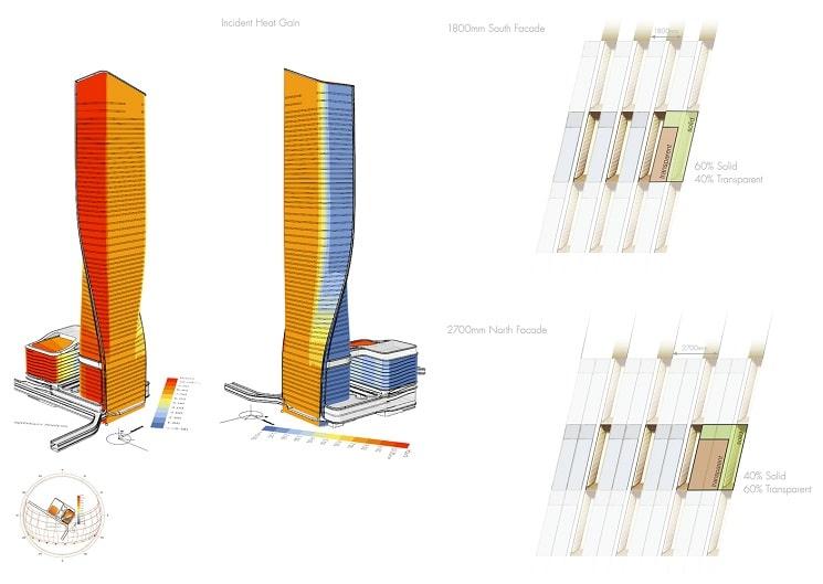 برج Wasl در دبی-10