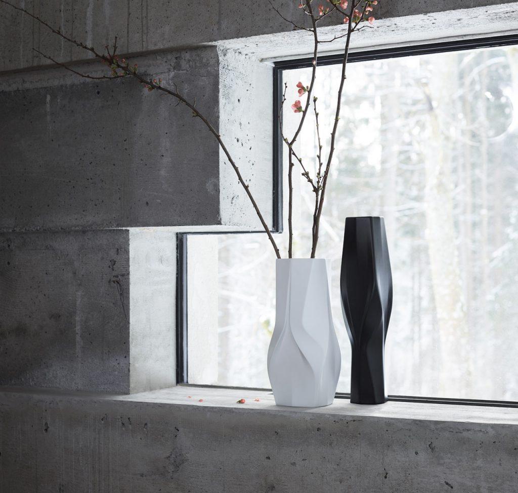 گلدان های چینی-Zaha Hadid