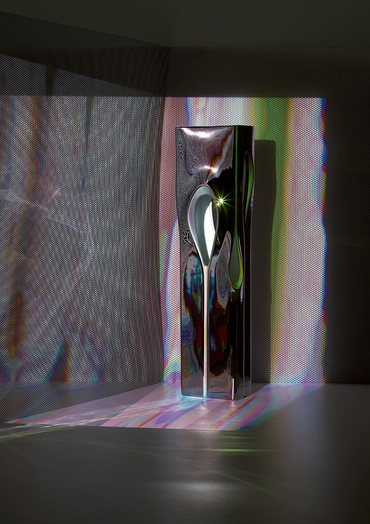 گلدان های چینی-Zaha Hadid-7