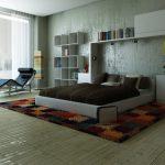 اتاق خواب های مدرن و رنگارنگ-2
