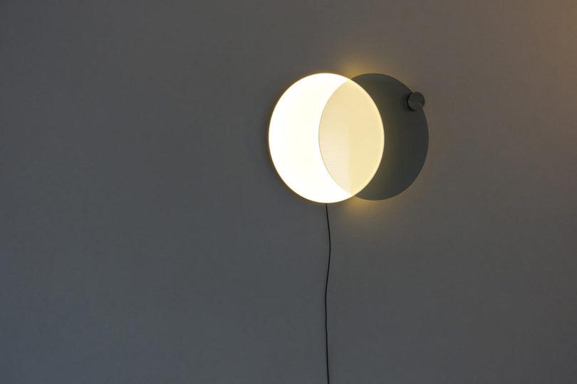 لامپ آینه ای دیواری-7