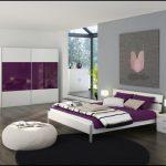 اتاق خواب های مدرن و رنگارنگ-7