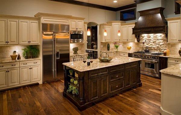 نکات طراحی چیدمان آشپزخانه و اشتباهات بازسازی 1