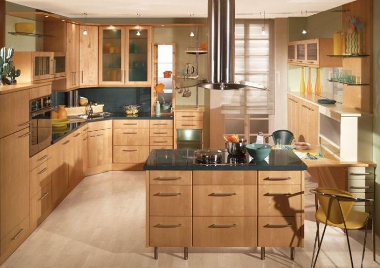 نکات طراحی چیدمان آشپزخانه و اشتباهات بازسازی