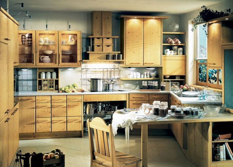 1. موانع مثلث آشپزخانه