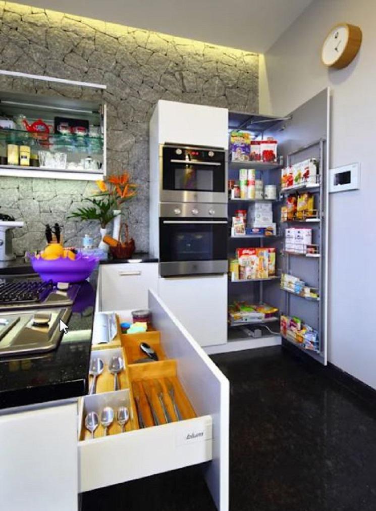 آشپزخانه را با خردمندانه سامان دهید