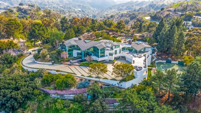 نمایشی از یک خانه یازده میلیون دلاری