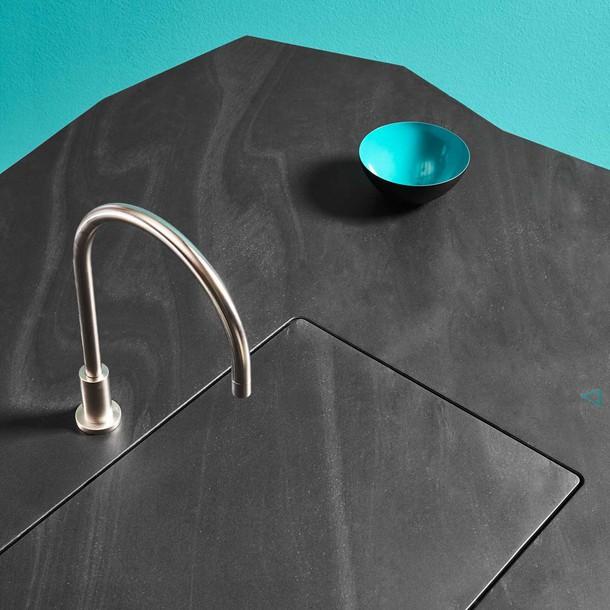 طراحی سینک ظرفشویی هوشمند