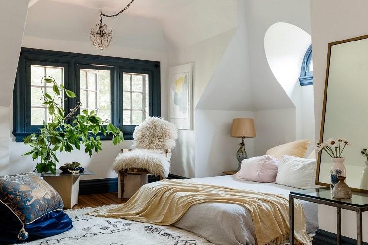 ایده هایی الهام بخش برای کسانی که می خواهند دکوراسیون اتاق خواب خود را تازه کنند.
