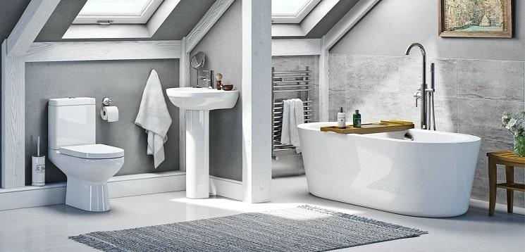 5 بهترین گزینه دیوار حمام