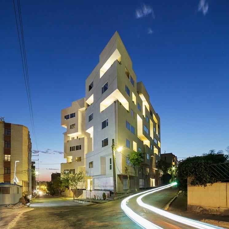 طراحی و ساخت پروژه ساختمانی در محمدشهر واقع در حومه تهران