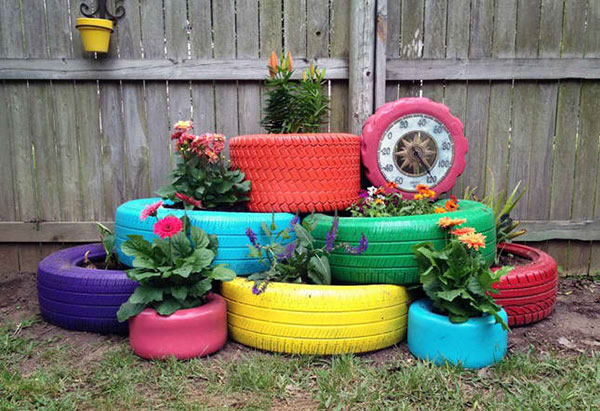 11 ایده DIY گیاهان برای اضافه کردن سرگرمی به باغ شما