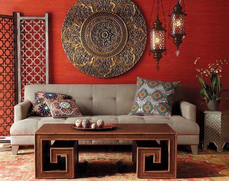 اتاق نشیمن مراکشی_1