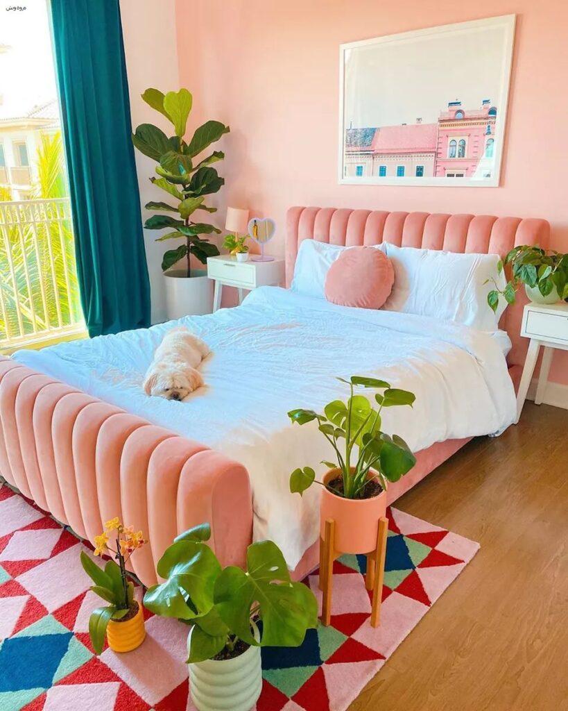 8 اتاق خواب صورتی زیبا که دوست خواهید داشت