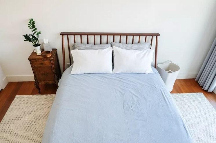 نظم دهی به اتاق خواب کوچک_3