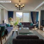 بازسازی خانه زوج معمار با حداقل هزینه از اصفهان