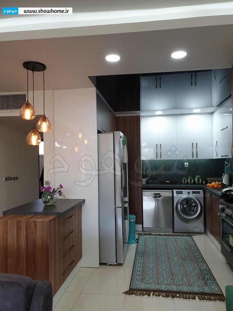 بازسازی خانه زوج معمار با حداقل هزینه از اصفهان_10