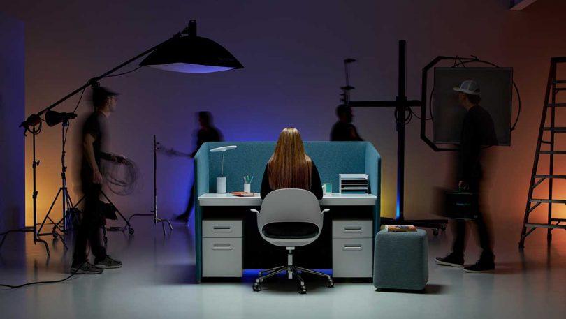 طراحی میز های اداری_9