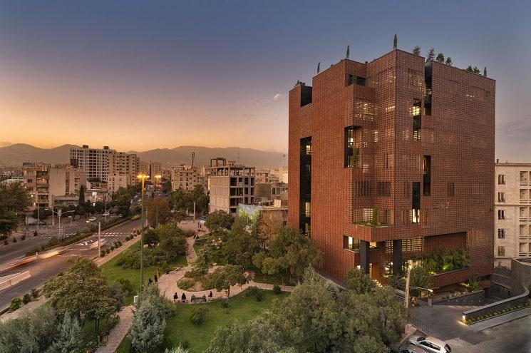ساختمان اداری شریف_2